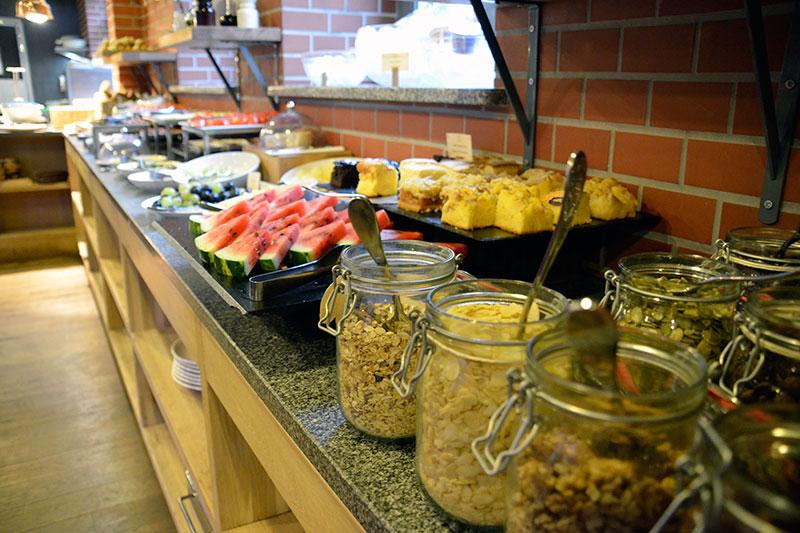 Cucina restauracja pozna hotel pozna city park residence for Z cucina menu